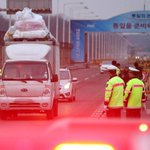Coreia do Norte expulsa cidadãos do Sul de parque industrial de Kaesong. https://t.co/s84E82AdMY https://t.co/OG7E3Ut28o