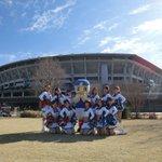 FUJI XEROX SUPER CUPは、日産スタジアムでやります。 日産スタジアムはF・マリノスのホームスタジアムです。  みなさん。どうかぼくを男にしてください。 よろしくおねがいします!  #マリノスケJマスコット総選挙 https://t.co/AoA8Fvs3z2