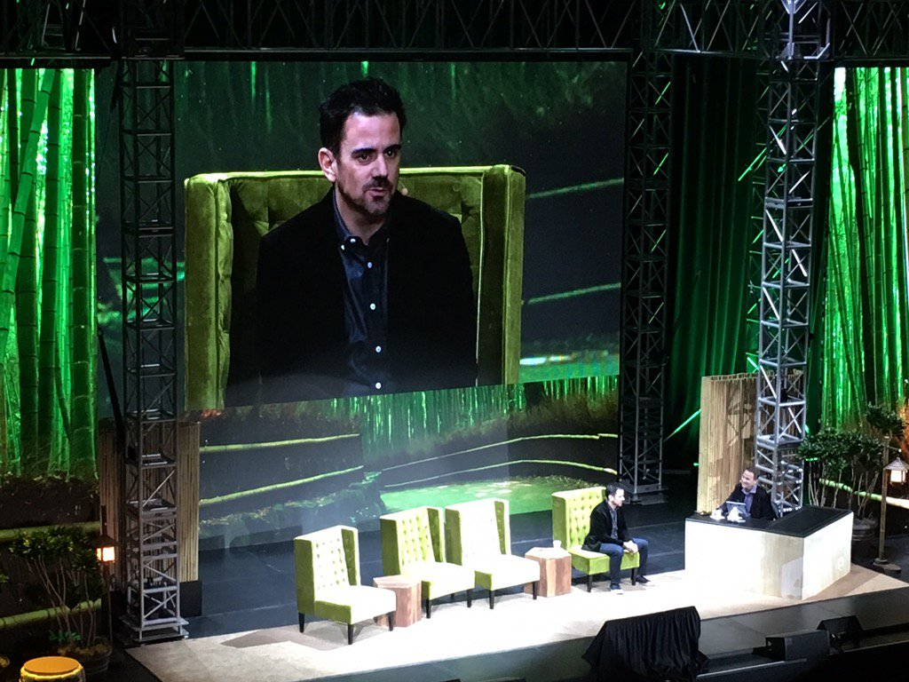 The role of the CEO/founder is to be a magnet... Pull together people, capital, etc Via @dfjjosh #SaaStrAnnual https://t.co/HuxjD4lqFL
