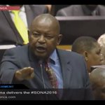 "RT @diannehawker: Lekota insists. ""May I state my point of order. You can rule against it."" #SONA2016 https://t.co/T2ydGABU8H"