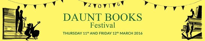 The Daunt Books Festival returns for 2016! Speakers include @Elif_Safak @WillGompertzBBC @simonmontefiore .... https://t.co/ArZ9kVMiFo