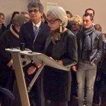 #SophieBartelemy directrice @mbabx vernissages #Bacchanales #Bordeaux https://t.co/VmoznfrEMw