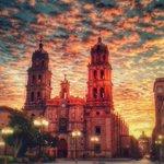 Catedral de Nuestra Señora de la Expectación Centro Histórico de San Luis Potosi. Construida de 1670 a 1730. https://t.co/0sYwpWP37m
