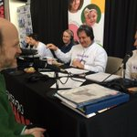 Dr. Korones on @WHAM1180 right NOW! #GCHradiothon #Drive4Miracles https://t.co/83nH2hqKe4