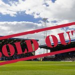 SOLD OUT: Rovers complete allocation of 2,860 is now sold out! Thank you for your incredible support as always!! https://t.co/KDgGPStkf5