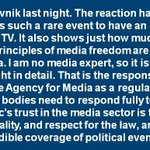 Quite a storm about last nights Dnevnik on #Sitel. My response to the many questions put to me. https://t.co/Q2wqc8RsXV