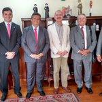 Em reunião com o Governador @FlavioDino e o ministro @aldorebelo. Na pauta, a 2ª Esquadra no MA e um campus do ITA. https://t.co/zplw9Zcaj3