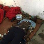 Abandonados en el suelo de una comisaría inmigrantes graves y deshidratados https://t.co/BGQn4D9A89 https://t.co/ZCo5raZhvY