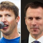 James Blunt calls Jeremy Hunt a C**t without even saying it #juniordoctors https://t.co/QvZDfmLYpR https://t.co/ZgvXXd61Os