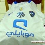 الهلال يلعب اليوم بالطقم الثاني ضد الرائد . https://t.co/m88sixhUTX