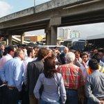 Se explica a las empresas interesadas en construir el Cuarto Puente el alineamiento que debe llevar la obra. https://t.co/o9PrMf0xOo