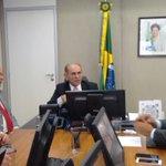 [AGORA] Governador @FlavioDino e vice @carlosbrandaoma se reúnem com o Ministro da Saúde, Marcelo Castro https://t.co/lJd0SOHMO3