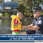 #AyúdanosAProtegerte Esté pendiente de sus hijos cuando vaya a ríos y playas. https://t.co/wbBuMCmyUe