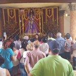 Siguen llegando los feligreses a Atalaya de Veraguas, en medio de la peregrinación anual en honor a Jesús Nazareno. https://t.co/nr6pw8niKo