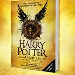 Novo livro de Harry Potter já lidera as vendas meses antes do lançamento https://t.co/sionZbiUaM #G1 https://t.co/qvyUOcVCdl