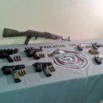 Producto de nuestras acciones preventivas decomisamos 10 armas de fuego en diversos operativo en Colón. #NoAlDelito https://t.co/yiozKRkkyA