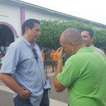 Expresidente Martin Torrijos llega como peregrino de Jesús Nazareno, tiene 22 años de visitar Atalaya de Veraguas. https://t.co/JRTb1jOCcL