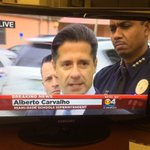 @CBSMiami has live special report now. @MiamiSup reports bullet penetrated classroom. Landed a foot away from child https://t.co/XeVKi2p5JM