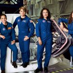 Meet the four women astronauts who cant wait to go to Mars: https://t.co/NvlyzmyUfr Via @glamourmag #WomenInSTEM https://t.co/mWFkEv00GZ