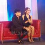 Thats all for TWBA KathNiel. KathNiel at the happiest stage of their relationship. #VoteKathrynFPP #KCA https://t.co/muoLgqX5VQ