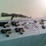 Unidades de @protegeryservir decomisan 10 armas de fuego en diversos operativos en Colón. https://t.co/Qu83l99YLS