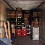 Its #TruckDay! Getting ready to start the trip down to Dunedin. 🌴☀️⚾️ https://t.co/mCYTWkNrfn