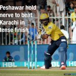 Peshawar Zalmi survived a whirlwind Ravi Bopara knock to beat Karachi Kings by three runs. https://t.co/EewmF5Bhof https://t.co/Vjf56E03i9