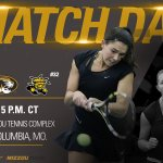 The undefeated Tigers face No. 32 Wichita State today, 5 PM at the Mizzou Tennis Complex!  BE THERE!!! #MIZ🐯🎾🔥 https://t.co/IvRK3ptSTp