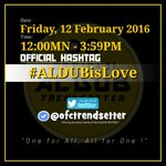 People fall in love w/out reason, w/out even wanting to. You cant predict it. Thats love. ~ H.Murakami #ALDUBisLove https://t.co/f2rOJUCYot
