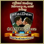 Official Hashtag, February 12, 2016 Spread. #ALDUBisLove @MielsBN https://t.co/T3CQ5bxug3
