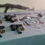 Diez armas de fuego son encontradas por @protegeryservir en diversos operativo en Colón https://t.co/dmanOYwnwj