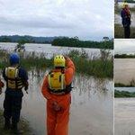 @Sinaproc_Panama evalúa caudales del río Sixaola, río turbio en en su cauce. Vía @donderisja https://t.co/cvClWAmoUM