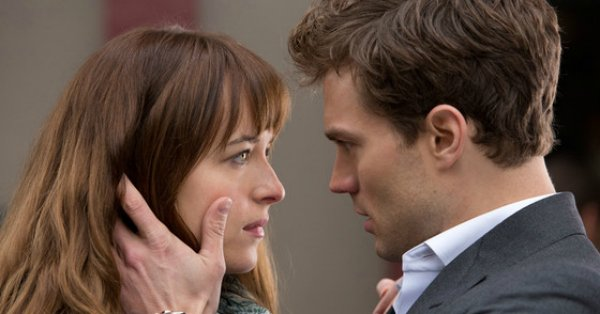 Dakota Johnson wants Jamie Dornan to do full frontal in Fifty Shades Darker: