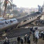 Casi 70 heridos en descarrilamiento de tren en Egipto https://t.co/WGtoVb1Rcu https://t.co/p6BtQrbQiL