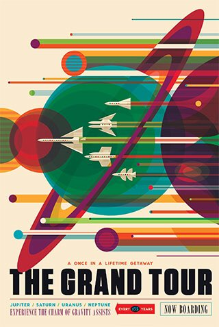 NASA posters for space travel in High-res ready to get printed https://t.co/dNe5HHJgQm https://t.co/TWOp6XmmmB