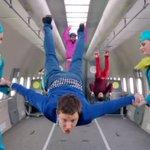 RT @RPPEspectaculos: OK GO: lanzan el primer videoclip con 0 gravedad https://t.co/0pP45wQz8o https://t.co/QXOJIQGu9r