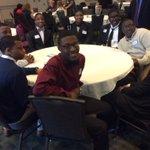 HHS 9th graders attending the @SouthernMiss Center for Economic Development & Entrepreneurship Symposium on today. https://t.co/bgeSLAZFFU