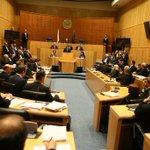 Ενημέρωση Βουλής και λαού για Κυπριακό. Επιζητώ τη συνεργασία και στήριξη όλων των πολιτικών δυνάμεων #voulicy https://t.co/M1WtdBIdnL