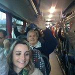 Les supporters de @Bleu_Perigord dans le bus cest parti pour @TrelissacFC -OM #TFCOM #Fbsport https://t.co/XglLoEU45g