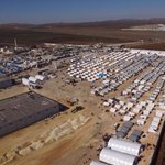 Drone footage shows scale of refugee camp on Turkey-Syria border https://t.co/uOAMQPSjx7 https://t.co/chynal2GB7