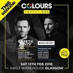 Not long to go!!! Weekend lets be having ye #Glasgow https://t.co/Qtp5MjEetA