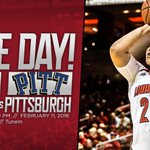 #CardNation, ITS GAME DAY! No. 12 @UofLWBB looks to bounce back tonight at Pitt at 7 p.m. on ESPN3 and TuneIn. https://t.co/o5SPDG0PMe