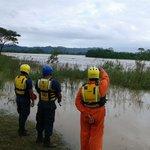 Se desplaza #FTCAyuda para ↪rescate de 15 personas atrapadas en islote del río Sixaola en Finca 47/Bocas del Toro https://t.co/INupPPUXFx