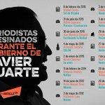 Gobierno de #Veracruz criminaliza antes de investigar asesinato de periodista #AnabelFlores https://t.co/oUBfQsDM2f https://t.co/NB1GbZn3pJ
