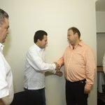 Comenté que es muy importante el vínculo del centro con el consejo coordinador empresarial  #volveremosaganar https://t.co/vcuuoI9yBZ