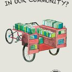 It's a bike, it's a library, it's a Book-mo-Bike: Library on wheels coming to #Kitchener? https://t.co/Z5DkpoMPVG https://t.co/D0by4Rrw7Y