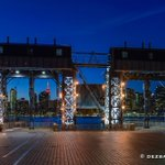 In The Still of The Night. Gantry Plaza Park Queens #NYC by @DezSantanaPhoto https://t.co/TYmNvkTjh5
