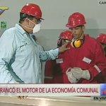 Pdte. @NicolasMaduro: #AgendaEconómicaBolivariana es para construir el futuro https://t.co/5nLBynQvZW