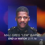 "Condolences to Riverdale Police Major Greg ""Lem"" Barneys family, friends & colleagues #RIP https://t.co/43tL6E2KDn https://t.co/Sn7Rtggnv9"
