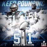 51 is our number #KeepPounding https://t.co/1xN7lpr3Sk
